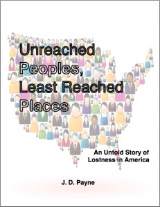 Unreached Peoples, Least Reached Areas